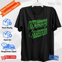 Baju kaos pria dewasa original distro brand lokal murah keren Islamic - Abu Misty, M