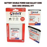 BATTERY BATERAI DOUBLE POWER SAMSUNG I8262 ORIGINAL HYT