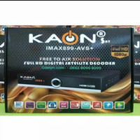 Receiver Kaonsat Imax HD 899 AVS+