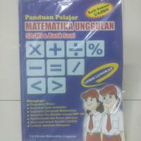Buku Panduan Pelajar MATEMATIKA UNGGULAN SD/MI & Bank Soal