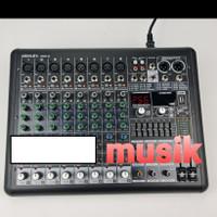 Mixer Ashley New Smr 8 Channel SMR8 Recording Soundcard 8ch Free Koper