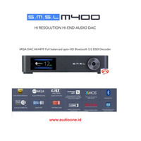 SMSL M400 Hi end audio DAC Bluetooth DSD decoder