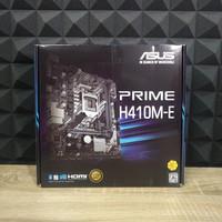 Asus Motherboard Prime H410M-E   LGA 1200
