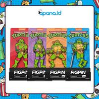Enamel pin FIGPIN - TMNT / Teenage Mutant Ninja Turtle All in