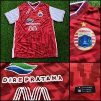 Jersey Kaos Baju Bola Persija Jakarta Home Menpora 2021 Grade Ori