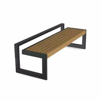 Kursi/Bangku Teras minimalis Desain unik dan kokoh