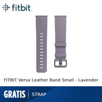 FITBIT Versa Leather Band Small