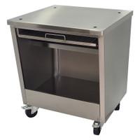 Pira Grill Coal Table Custom