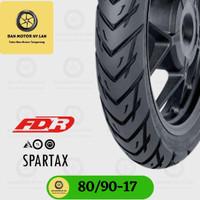 Ban Motor FDR Spartax 80/90 Ring 17 Tubeless