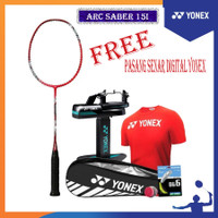 RAKET BADMINTON - YONEX ARCSABER 15I EX - ORIGINAL