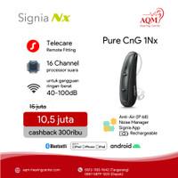 Alat Bantu Dengar Siemens Signia Pure Charge&Go 1Nx RIC Rechargeable