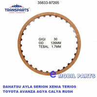 MOBIL AVANZA TERIOS MATIC TRANSMISI KAMPAS KOPLING C1 35633-97205