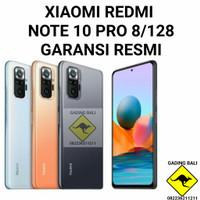 Xiaomi Redmi Note 10 Pro 8/128 Ram 8 Internal 128 GB Garansi Resmi - Onyx Gray