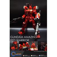 MG 1/100 Gundam Amazing Red Warrior ( Painted )