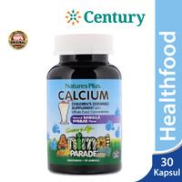 NATURES PLUS ANIMAL PARADE CALCIUM / Vitamin Tulang Anak