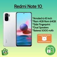 Redmi Note 10 Ram 4/64 Garansi Resmi Xiaomi Indonesia