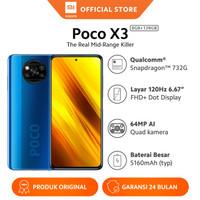 Xiaomi Official Poco X3 NFC 8/128GB Snapdragon™ 732G Mi Smartphone