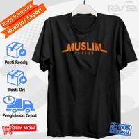 Kaos Pria Dewasa Distro Original brand lokal murah terbaru kekinian - Abu Misty, M