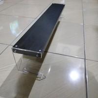 Lamphood Heatsink LED HPL DIY aquascape 30cm 40cm 50cm 60cm
