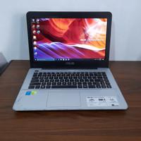 Laptop Asus x455lf i3-4005u GeForce 930m