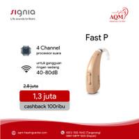 Alat Bantu Dengar New Signia Fast P by Siemens BTE 90dB 4 Channel