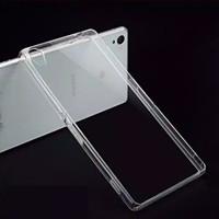 Sony Xperia Z5 - Clear Soft Case TPU Casing Cover Transparan Jelly