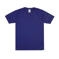 Sipolos Kaos Polos Twotone Lengan Pendek Pria dan Wanita- Blue Navy