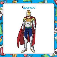 Enamel pin FIGPIN My Hero Academia - Mirio Togata