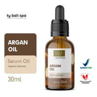 Nu Aroma Argan Oil (Natural Serum Wajah Serum Kulit Serum Rambut)