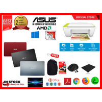 Laptop Asus X441B/AMD A6-9225/4GB/500gb/WIN10 14inch + printer