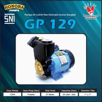 Pompa Air Listrik Sumur Dangkal GP-129 merek HONORA (Non Otomatis).
