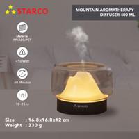 Starco Mountain Aromatherapy Diffuser Humidifier 400ml