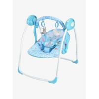 Babydoes Porta Swing / Ayunan Bayi - Blue