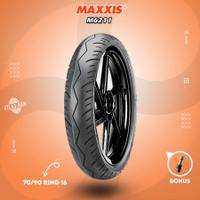 Ban Tubles Motor SKYWAVE, HAYATE, NOUVO MAXXIS M6211 70/90 Ring 16