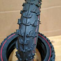 ban luar sepeda anak 12 inch - nylon 12x1.95