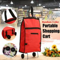 tas belanja troli lipat dengan roda trolly bag shopping foldable