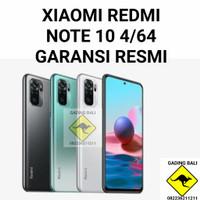 Xiaomi Redmi Note 10 4/64 Ram 4 Internal 64Gb Garansi Resmi - Pebble white