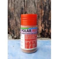 artemia Polared Polar Red 10 Gram Instant Shell 10gr 10gram