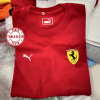 Baju Tshirt Kaos Ferrari terbaru