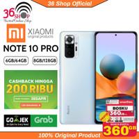 Xiaomi Redmi Note 10 PRO 6GB+64GB 8GB+128GB Garansi Resmi Xiaomi