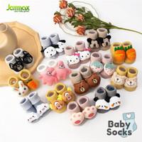 Kaos Baki Baby 3D / Baby Socks / Kaos Kaki bayi Newborn / Sepatu Bayi - C