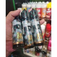 ANNA & JANE Butterscoth Authentic Malay Liquid 60ml 3mg,6mg,9mg,12mg