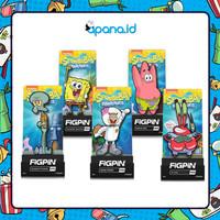 Enamel pin FIGPIN Spongebob Squarepants all in one