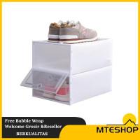 Kotak sepatu lipat / box sepatu lipat MURAH