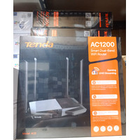 TENDA AC6 AC1200 Smart Dual-Band Wi-Fi Wireless Router