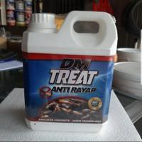 DM TREAT Anti Rayap 1L/ Obat Cairan Pembasmi Rayap Kayu 1 liter