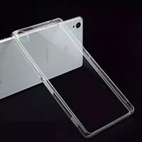 Sony Xperia Z2 - Clear Soft Case TPU Casing Cover Transparan Jelly