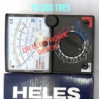 Multimeter ORI Avometer Multitester Analog Heles YX 360 YX360 TRES