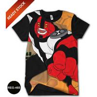 Baju Ben 10 3D Baju Series DEWASA #REG-465
