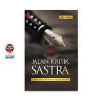 Buku Jalan Kritik Sastra - Yusri Fajar